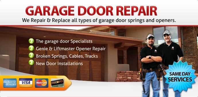 Garage Door Repair West Miami FL